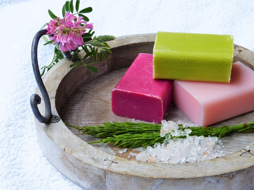 Придание изюминки мылу ручной работы