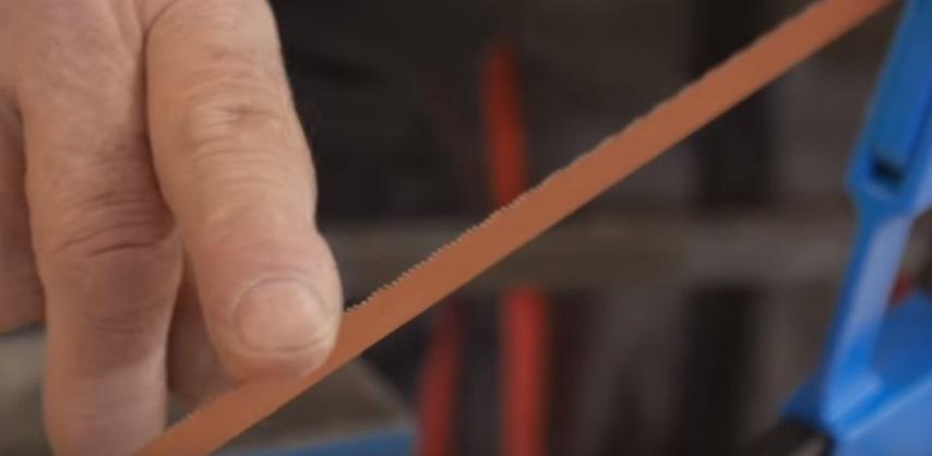 Ножовочное полотно