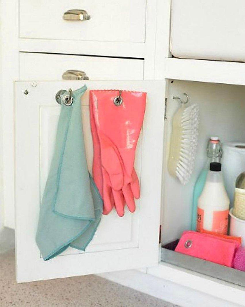 Храним перчатки правильно