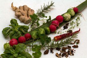 Весна и дачный сезон: имбирь для похудения и активности