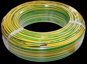 Заземление: используемые кабели и особенности монтажа
