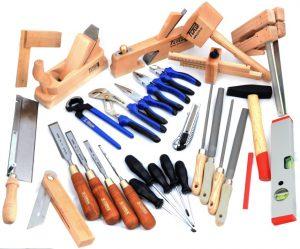 ТЕСТ: Знаете ли вы столярные и плотницкие инструменты