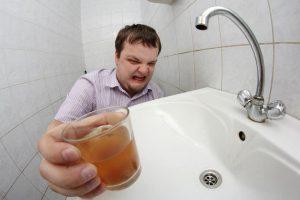 Как проводится очистка воды от марганца и чем опасна его повышенная концентрация