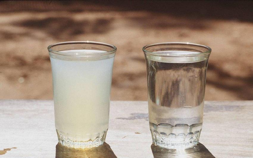 Как очистить воду от солей и извести