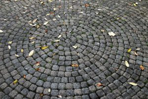 Тротуарная плитка: уход после укладки