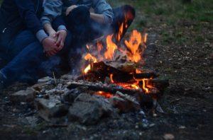 Весна, пора шашлыков, или как правильно развести костер