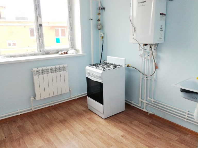 Автономное отопление квартиры