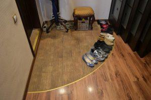 Стыки напольных покрытий: способы их функционального и красивого оформления