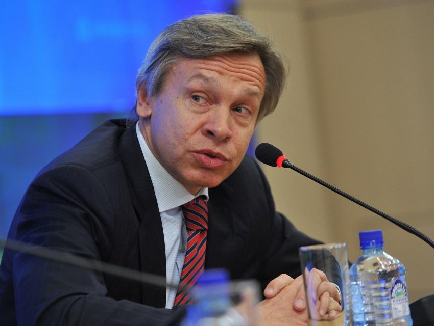 Сенатор Пушков