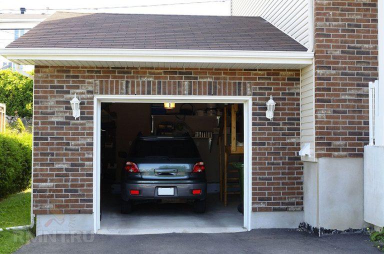 строительству гаража