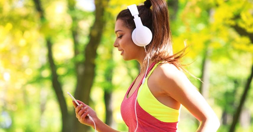 Музыка для пробежек