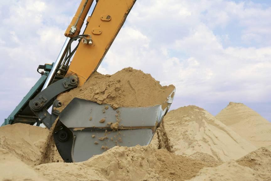 Выбираем песок для строительства
