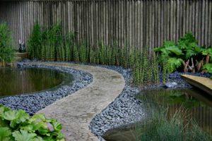 Садовые дорожки: проводим ревизию и реконструкцию