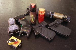Какие средства для самообороны можно хранить дома
