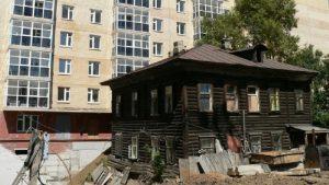 Аварийное жилье и порядок расселения из него