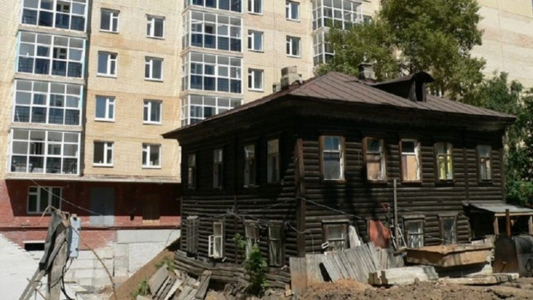 Переселение из ветхих домов