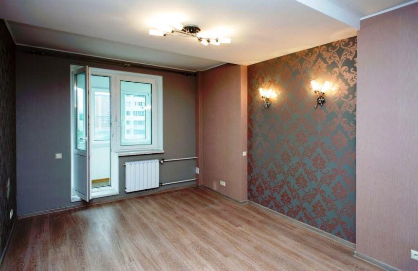 Отремонтированная квартира