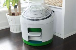Стиральная машинка Drumi: ей не нужно электричество