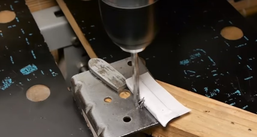 Сверление металла