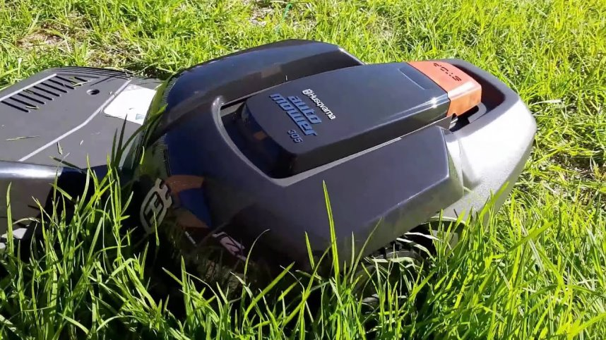 Робот-газонокосилка Husqvarna