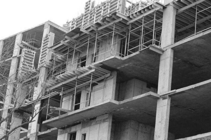 Строительство МКД