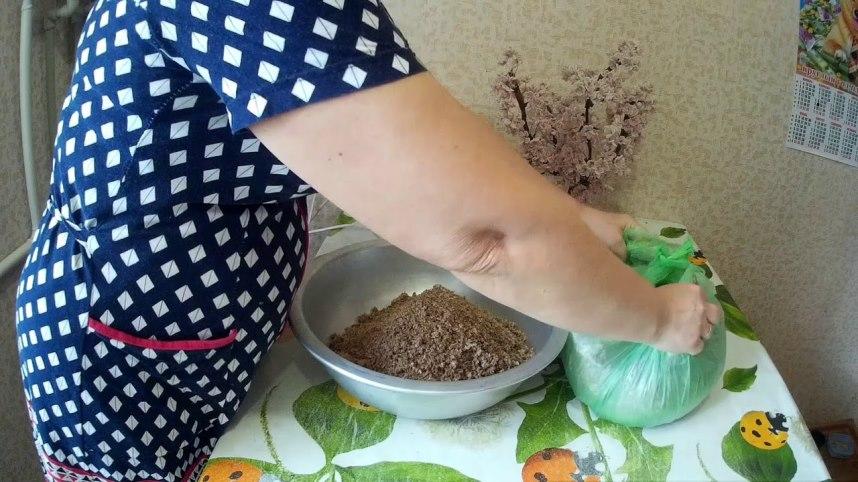 Приготовление бокаши