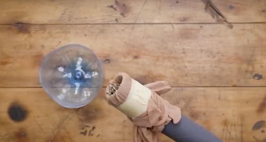 Как собрать мелочь пылесосом