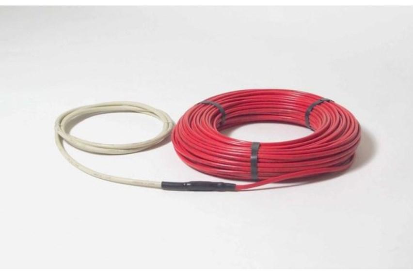 Теплый пол: греющий кабель