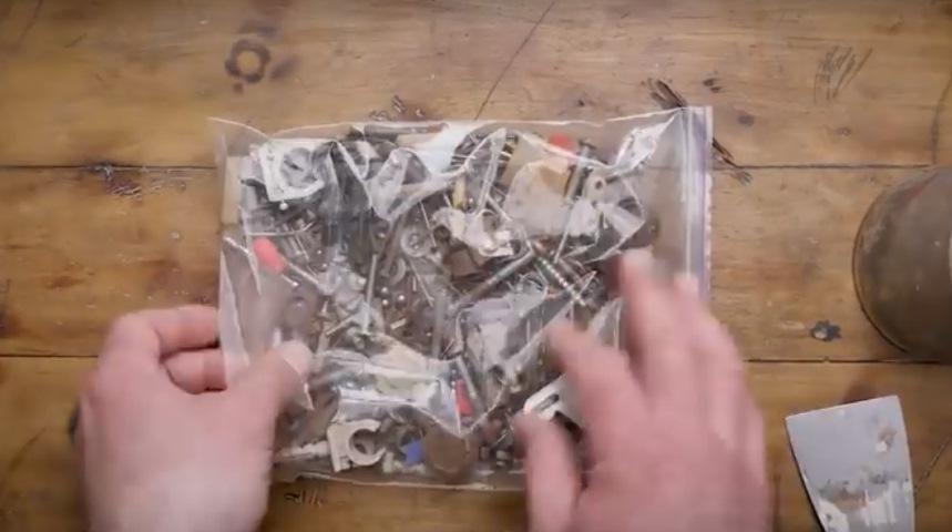 Совет: хранение мелочевки