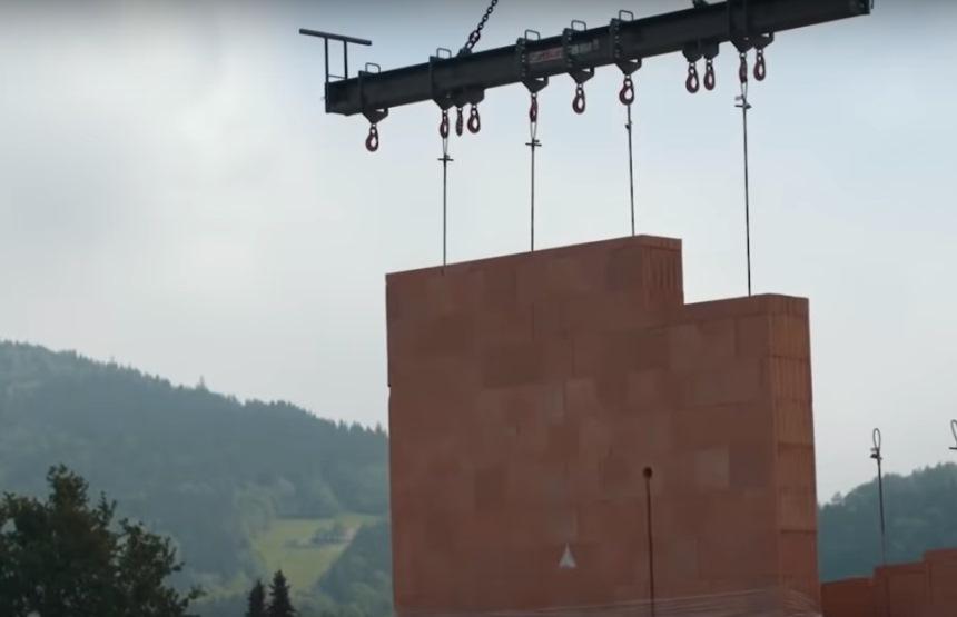 Строительные технологии: RedBloc