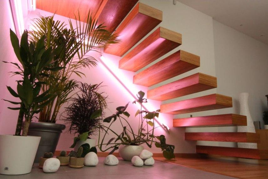 Консольная лестница