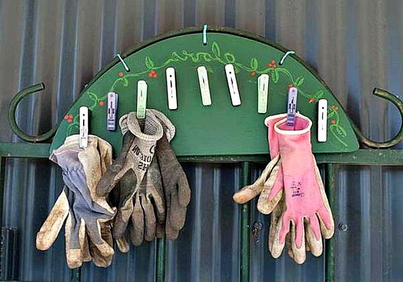 Лайфхак хранение перчаток
