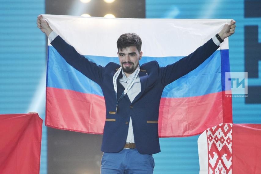 Победитель WorldSkills-2019