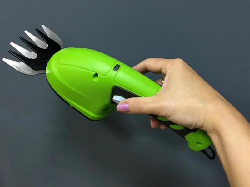 аккумуляторные ножницы