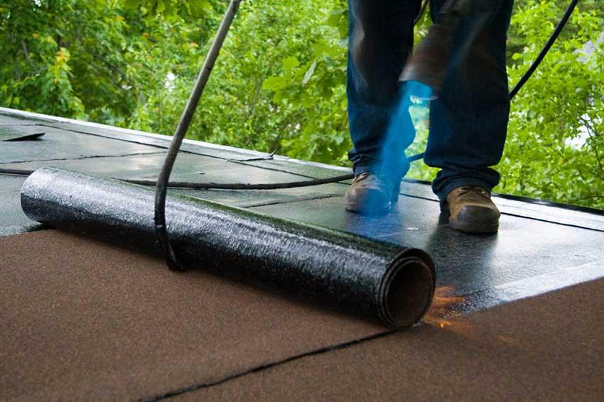 каким рубероидом лучше покрыть крышу