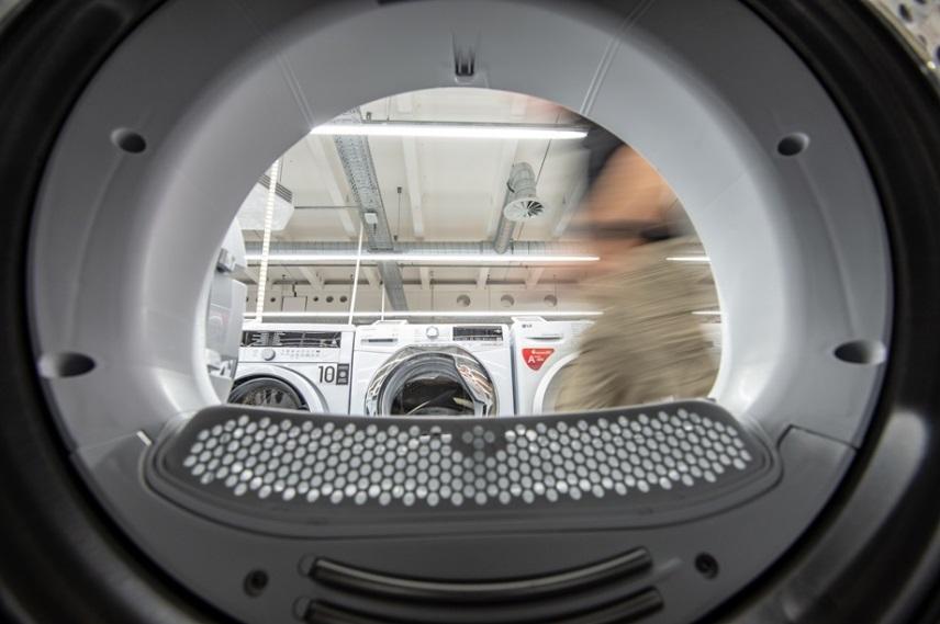 Инфекции в стиральной машине