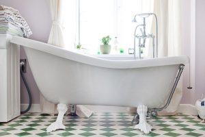 Ванна в доме — какую лучше установить: стальную или акриловую