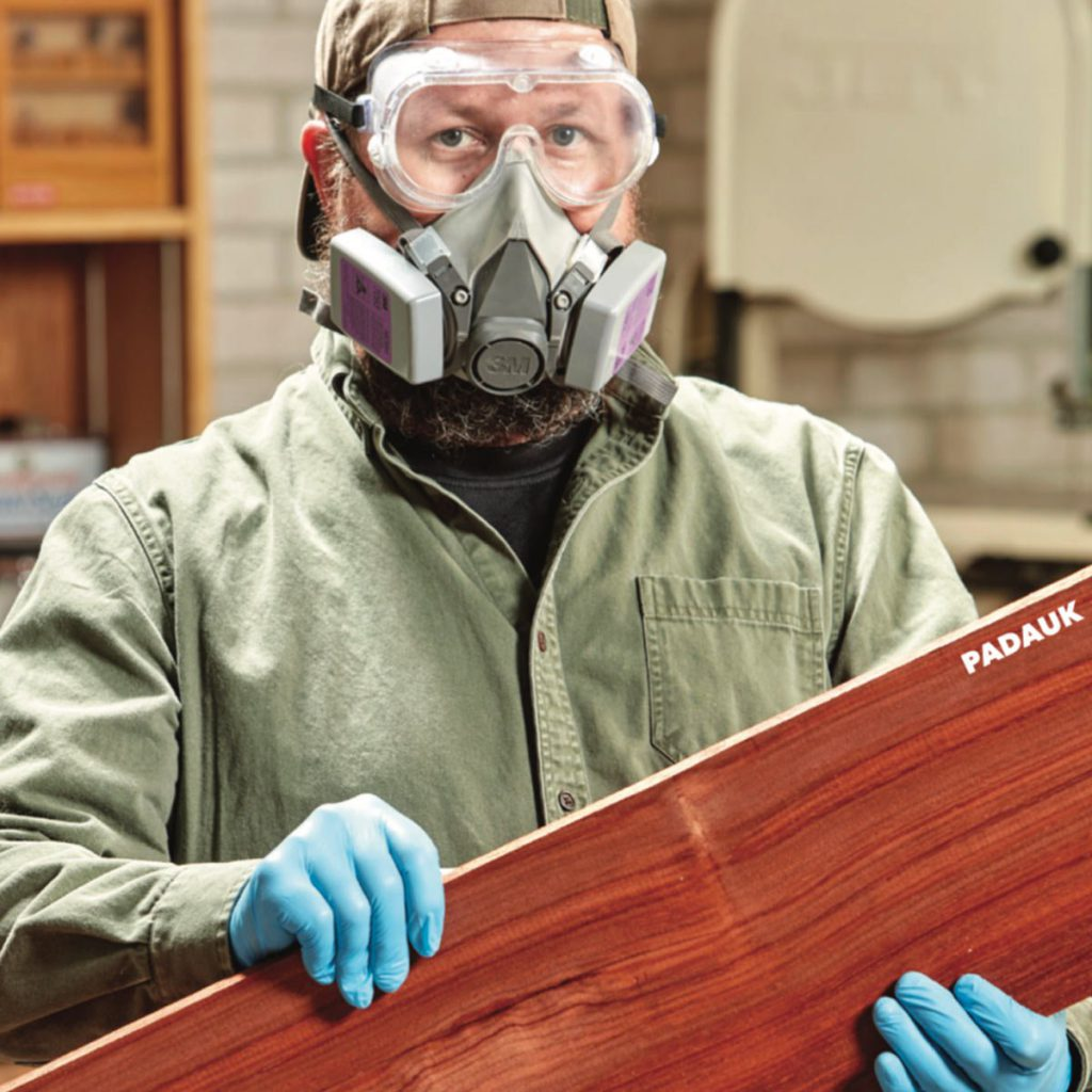 опасность древесины