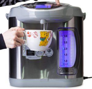 Чайникам пора на пенсию: выбираем термопот