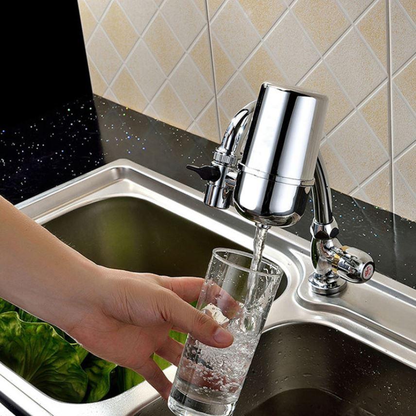 Фильтр для воды на кран