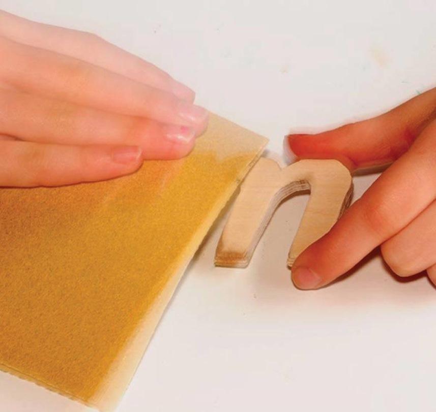 Как приобщить детей к столярному делу - Обработка