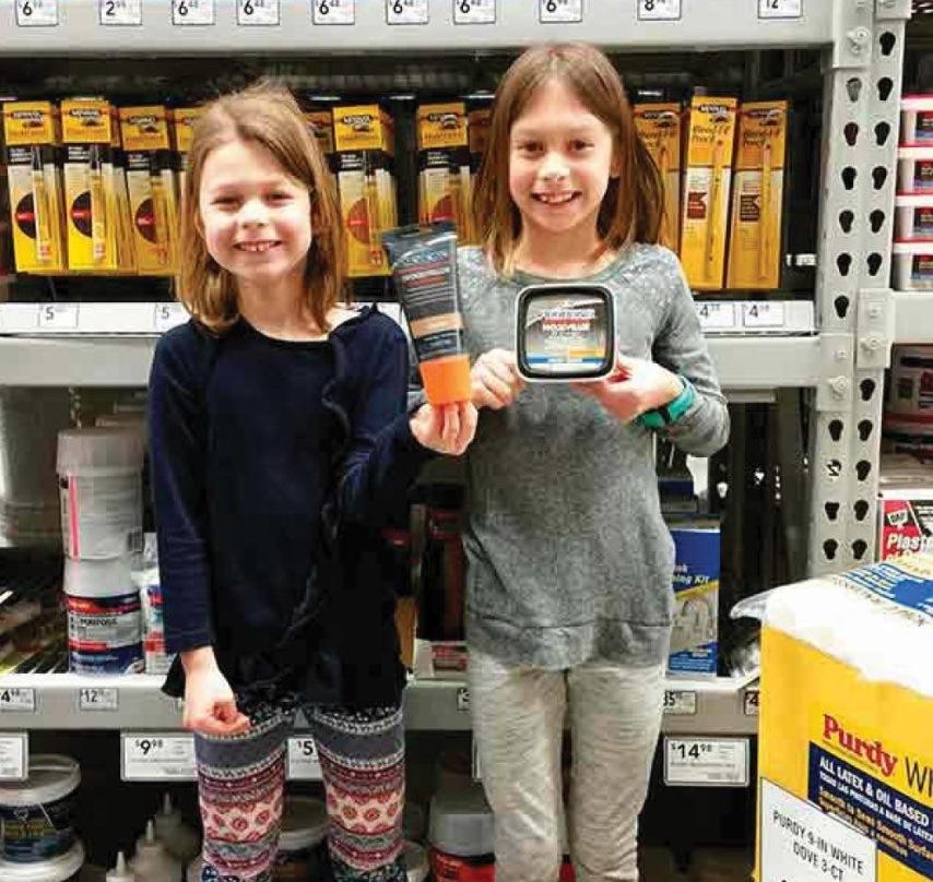 Как приобщить детей к столярному делу - В магазине