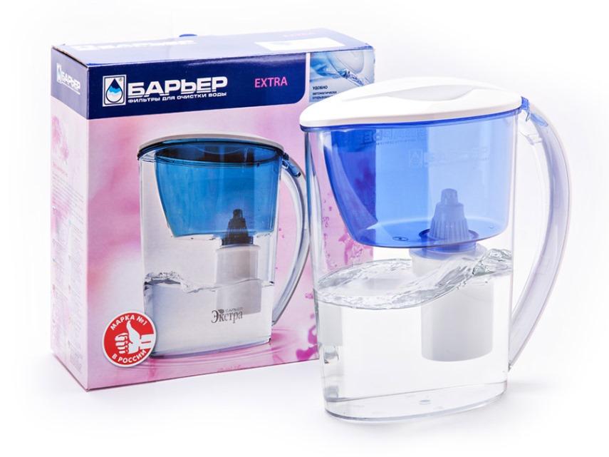 Кувшинный фильтр для воды Барьер