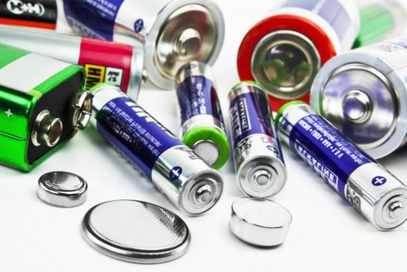 Батарейки и экология