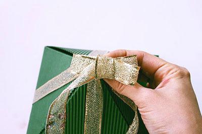 Коробка для подарка своими руками 5