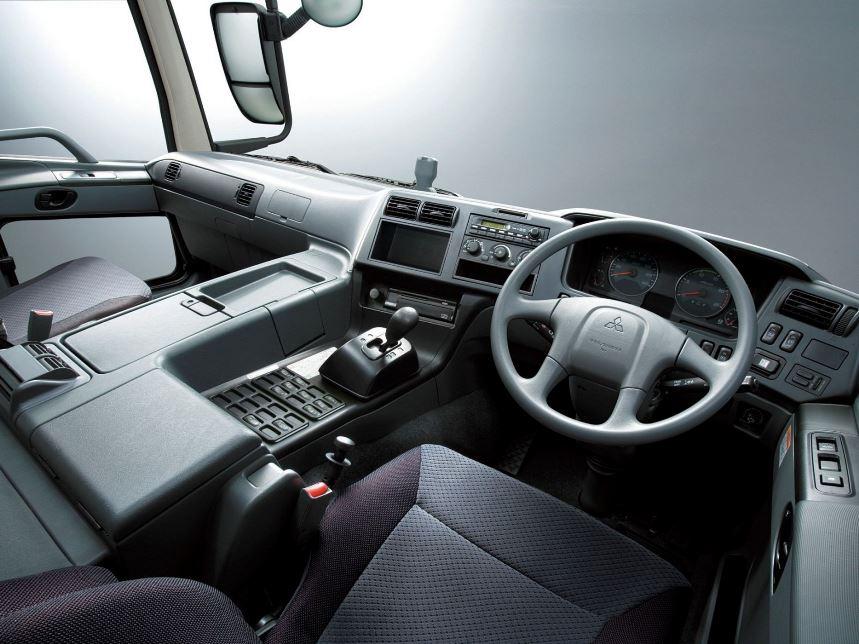 Праворульный грузовик - запрет