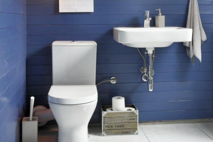 Сантехника туалета