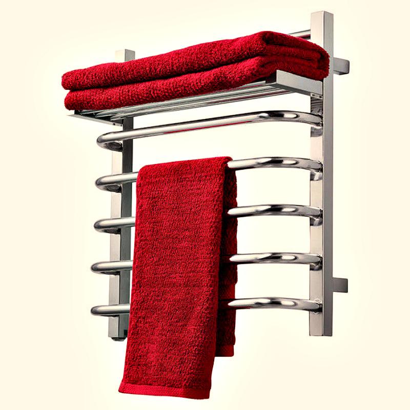 Электрический полотенцесушитель в ванную