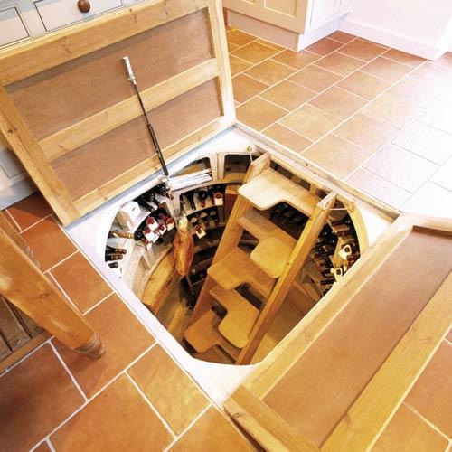 Как сделать из комнаты погреб 272