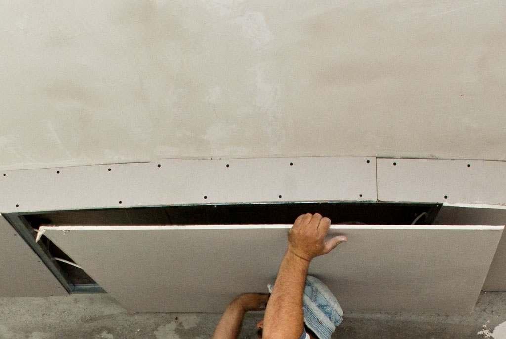Видео как сделать потолок с гипсокартона